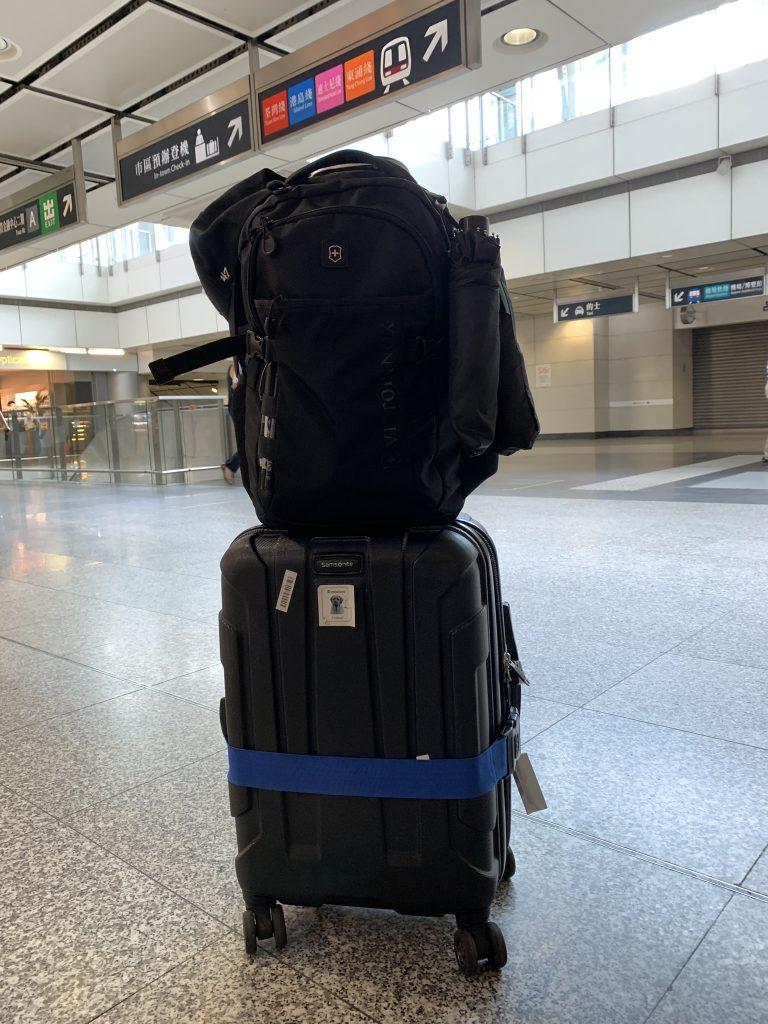 matkalaukut lentokenttä Mastermark Victorinox Samsonite