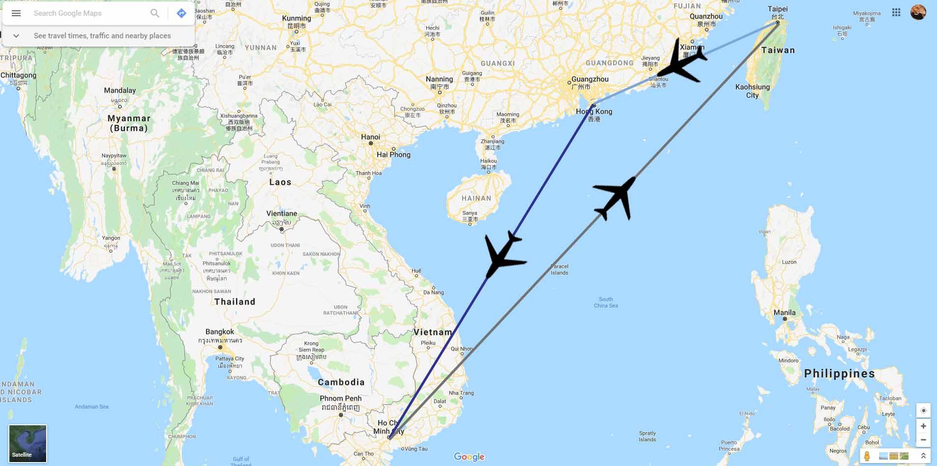 Aasian lennot